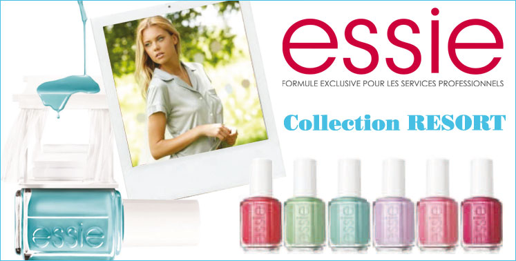 essie collection Resort